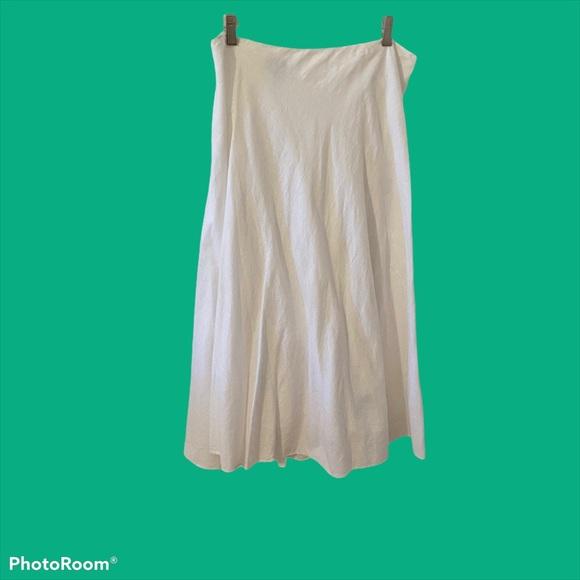 Tommy Hilfiger White Sz 4 Skirt